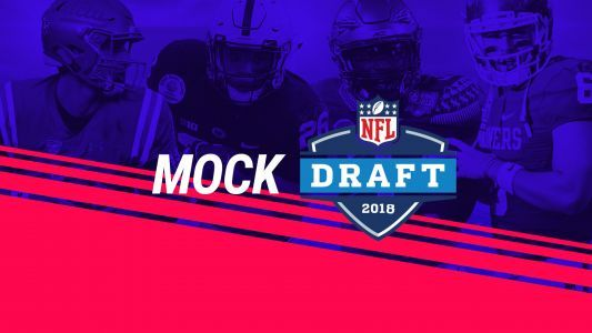 NFL Mock Draft 2018: Giants, Broncos avoid QB; Contender drafts Lamar Jackson