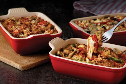 Marco's Pizza Debuts Build-Your-Own Pizza Bowls for Low-Carb Pizza Lovers Who Crave Customization