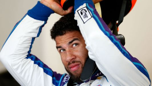 Darrell Wallace Jr. emotional after making history in Daytona 500