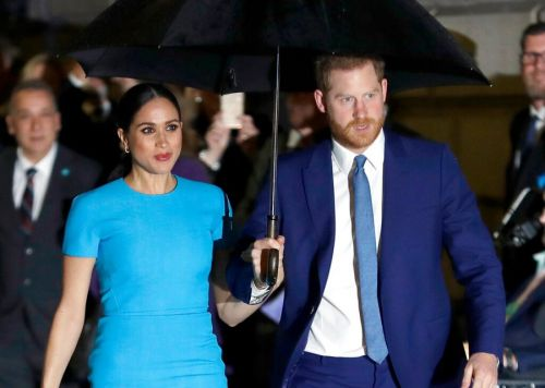 Split from royal life 'unbelievably tough', says Prince Harry