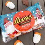 Santa Has Already Come to Town in the Form of a New Holiday Reese's