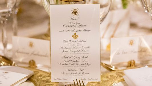 The White House Served Zero Trump Wines at Its State Dinner