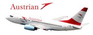 Austrian Airlines Presents Airplane Models in a New Design