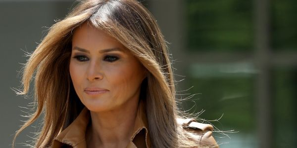 Melania Trump has been pressing the president to do 'anything he could' to end family separations at the border