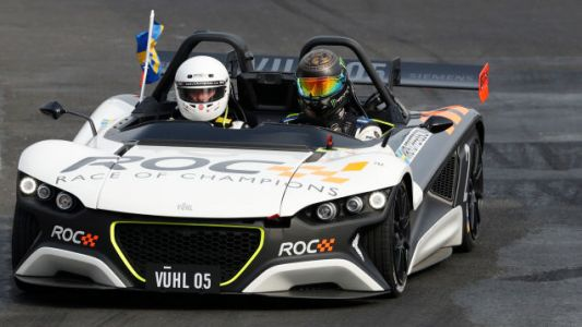 Team Nordic Triumphs Over Team Germany In Race of Champions Nations Cup