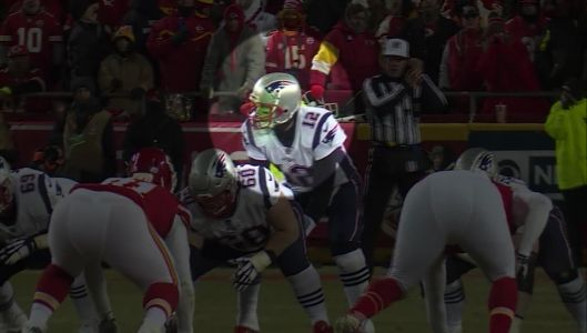 Chiefs ID, punish fan who flashed laser at Brady, ESPN reports