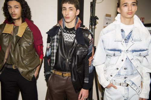 Glenn Martens's Y/Project has been Announced as Pitti Uomo's First Special Guest