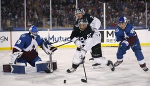 LA Kings trade Cup-winning goal scorer Martinez to Vegas