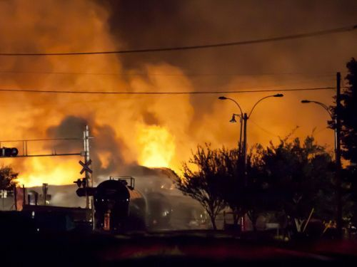 Another group of residents seeks to sue CP Rail for $5M over Lac-Megantic disaster