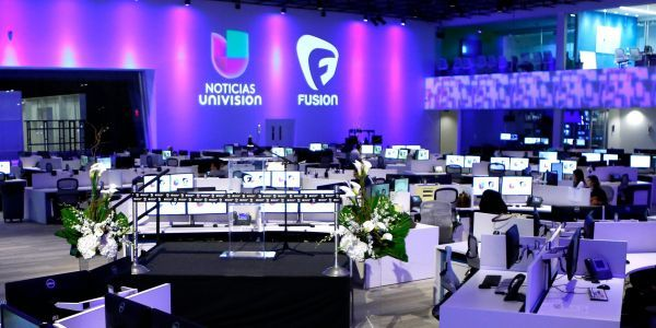 Univision reportedly wants to unload Fusion Media Group, suite of websites it acquired in $135 million Gawker Media fire sale