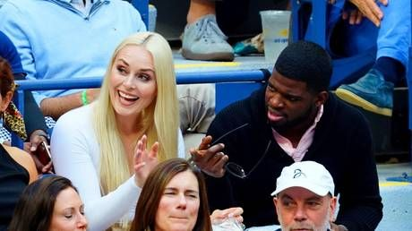 Ice hockey star Subban trolled for telling fiancee Vonn to stop clapping Russian Medvedev at US Open