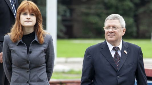 Maria Butina, Accused Of Being Russian Agent, Reaches Plea Deal With Feds
