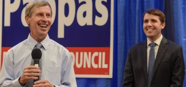 Former Gov. John Lynch backs Chris Pappas in 1st Congressional District primary race