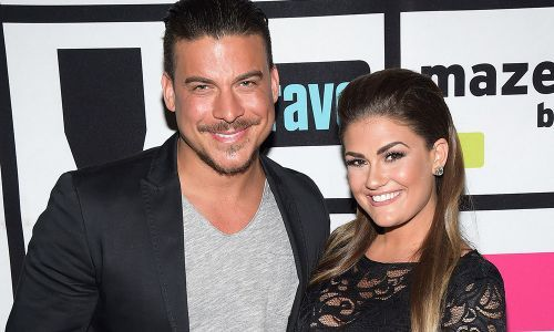 'Vanderpump Rules' Stars Jax Taylor And Brittany Cartwright Hang Out On A Kentucky Farm