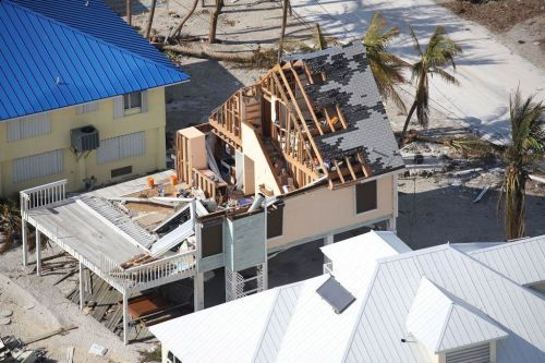 Hurricane Florence damaged 11,000 more homes due to sea level rise