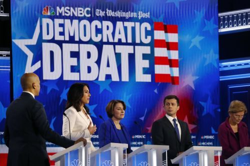 Submit a question for the December debate stage