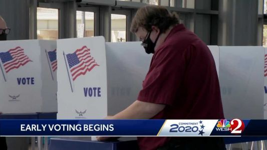 Early voting begins in Central Florida
