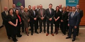 Tourism Minister Brendan Griffin briefed on Brexit by Tourism Ireland in London