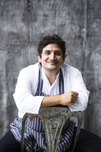 Mauro Colagreco on his New Cookbook and 2019 Plans