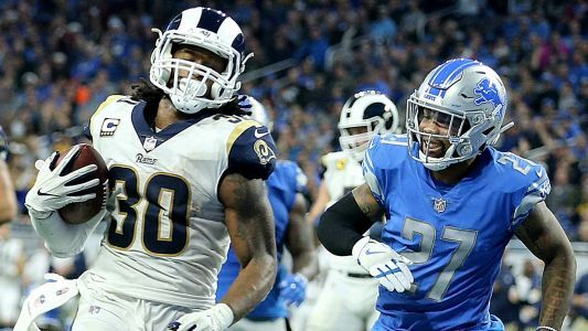 NFL playoff picture: Rams win NFC West; Ravens improve AFC position