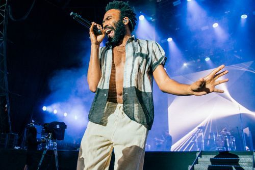 See Highlights From Childish Gambino's Lovebox Festival Set