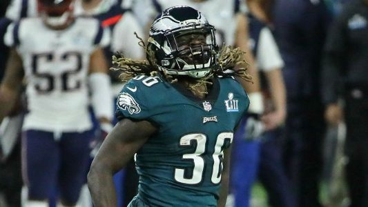 Eagles RBs Jay Ajayi, Darren Sproles out Sunday vs. Colts