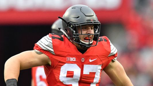 Nick Bosa leaving Ohio State to focus on NFL Draft preparation