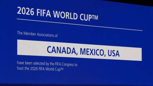 World Cup 2026: 'Football today is the only victor'