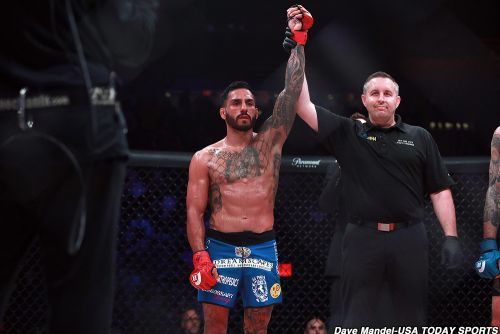 Henry Corrales signs new Bellator deal, welcomes violence vs. Aaron Pico