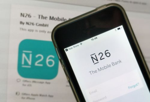 European mobile banking startup N26 raises $160 million from Tencent and Allianz