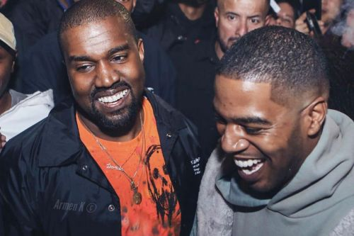 Kanye West Brings Out Kid Cudi for Private Performance in LA