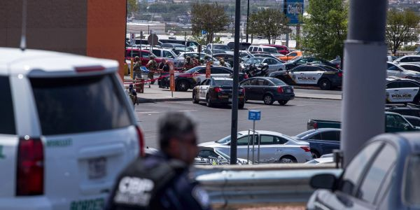 20 people killed, 26 injured injured in a mass shooting at an El Paso Walmart, Texas officials say