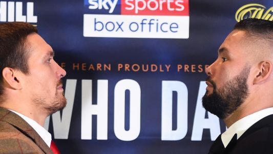 Usyk vs. Bellew: Fight date, start time, card, how to watch, stream