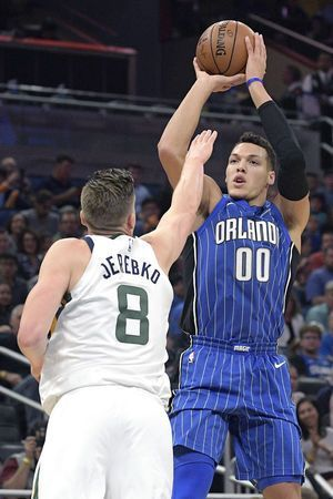 Jazz stop 3-game slide with 125-85 win over Magic