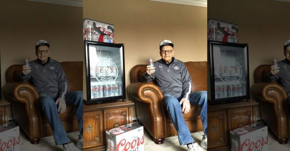 MillerCoors Surprises 101-Year-Old Veteran Who Drinks Daily Coors Light With Special Birthday Gift