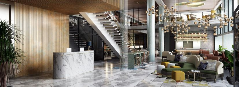 Tribute Portfolio Brings Captivating Design To The Netherlands' City Of Architecture With The Slaak Rotterdam, A Tribute Portfolio Hotel