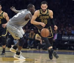 Butler returns as Wolves beat Lakers 113-96