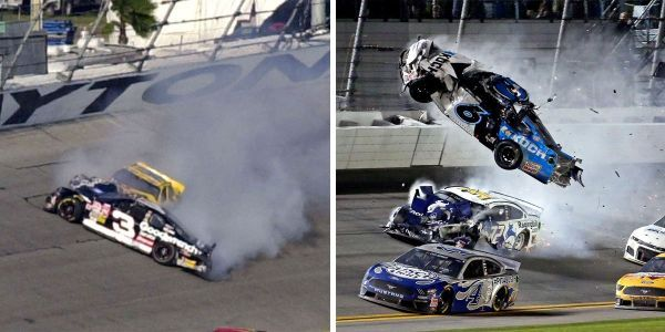 Ryan Newman's terrifying Daytona 500 crash is being compared to the one that killed Dale Earnhardt, and some say the safety rules it spurned may have saved Newman's life