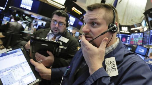 Another Rout In The Stock Market, As Dow Drops More Than 1,000 Points
