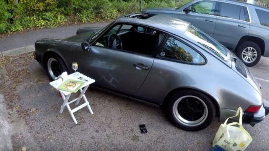 Finally, a Way to Cook With an Air-Cooled Porsche 911