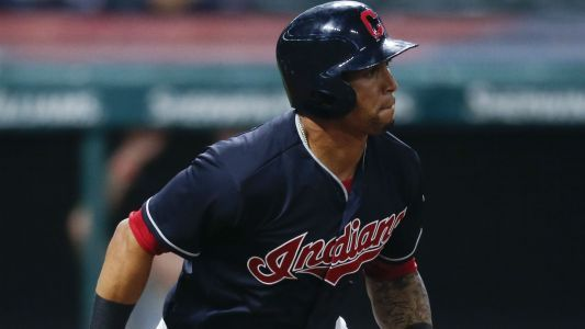 Indians OF Leonys Martin battling life-threatening bacterial infection; in stable condition