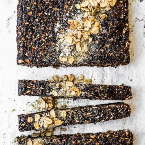 2-Ingredient Energy Bars