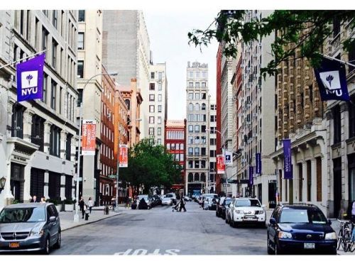 NYU is offering free tuition for all its current and future medical students