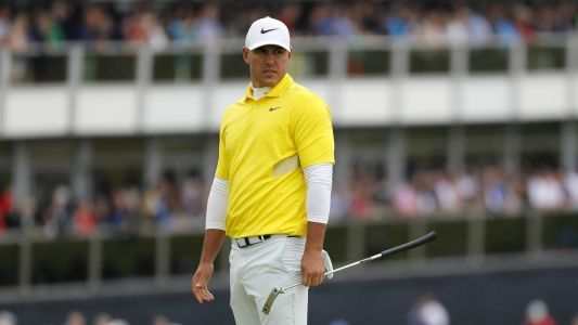 British Open 2019: Brooks Koepka's consolation is place in golf's star-studded top-five
