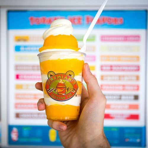 Jeremiah's Italian Ice Serves Up Smiles in New Banks Food Hall