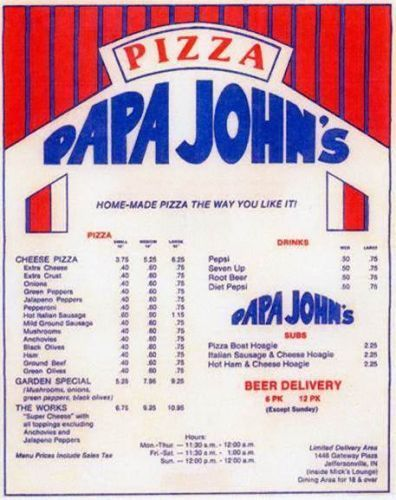Papa John's Pizza Tests Beer Delivery, Teases Amazing Future