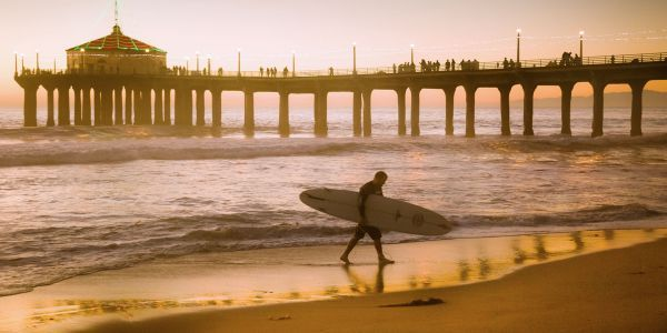 Surf Your Way Down the Southern California Coast on This Epic Road Trip