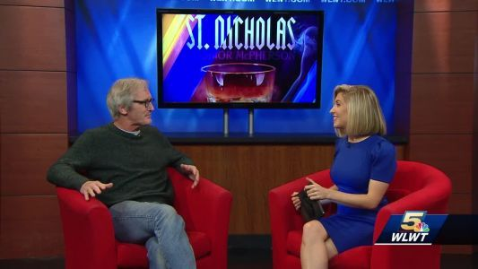 Spooky one-man-show St. Nicholas is at the Ensemble Theatre