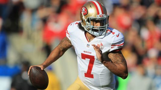 Colin Kaepernick wanted $20 million to play for AAF, per report