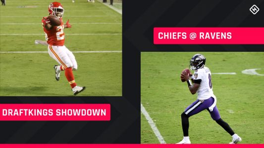 Monday Night Football DraftKings Picks: NFL DFS lineup advice for Week 3 Chiefs-Ravens Showdown tournaments
